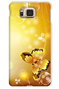 IndiaRangDe Case For Samsung Galaxy A9 (2016) (Printed Back Cover)