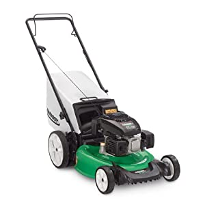 Lawn-Boy Carb Compliant Kohler High Wheel Push Gas Walk Behind Lawn Mower by The Toro Company