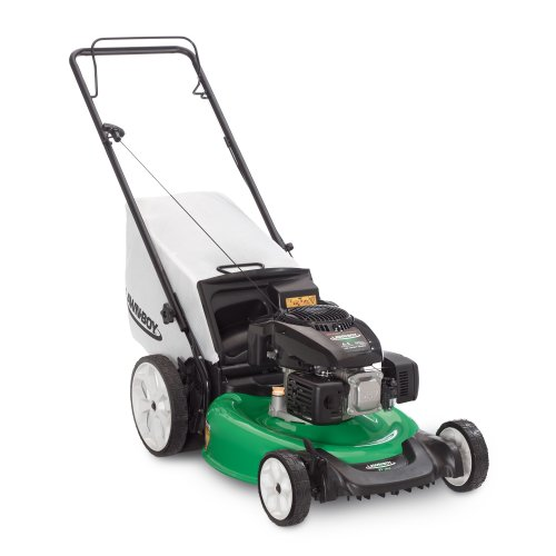 Lawn-Boy 17730 Carb Compliant Kohler High Wheel Push Gas Walk Behind Lawn Mower, 21-Inch
