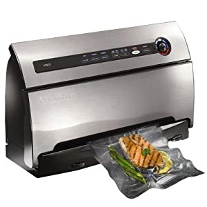 FoodSaver Smart Seal Vacuum Sealer V3825