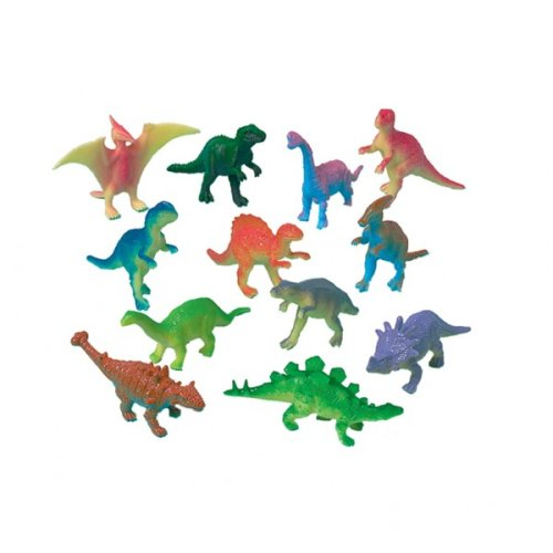 AMSCAN INC. Mini Dinosaur Favors