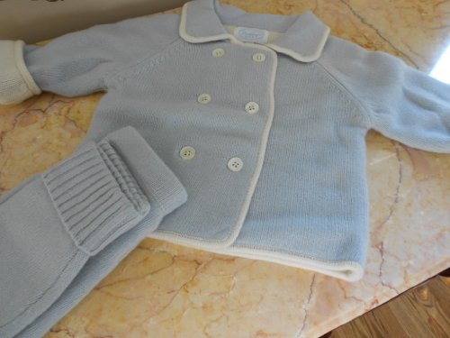 For Sale Pure Cashmere, 3 Peace Baby Sweater Set for Boys, 12-18 Month  Best Offer