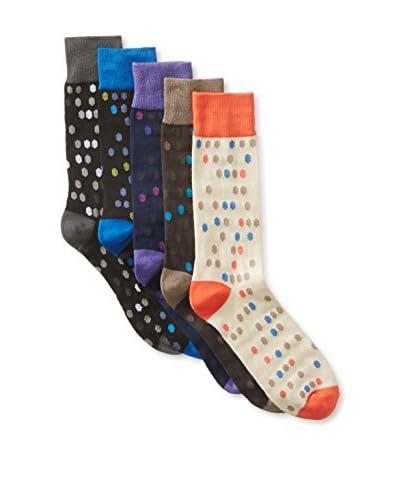 Florsheim Men's Dress Socks- 5 Pack