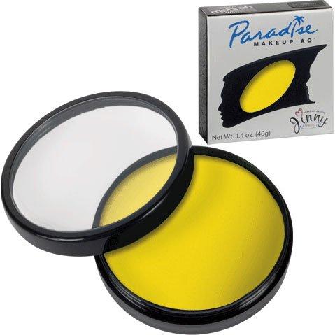 Yellow Paradise Pro Make Up