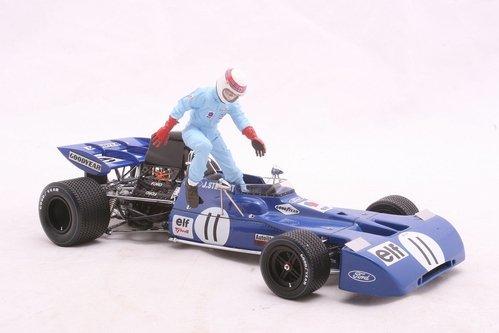 1/18 Exoto Scale Tyrrell Ford 71 Canada Grand Prix Win Jackie Stewart