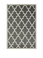 Special Carpets Alfombra Quadrilobe (Gris)