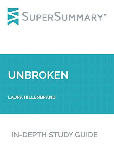unbroken by laura hillenbrand essay Unbroken by laura hillenbrand when the majority of spate think of a great racing circuit of adventure,  if you want to conquer a full essay, .