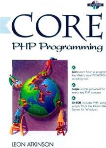 Core PHP Programming Leon Atkinson, Zeev Suraski