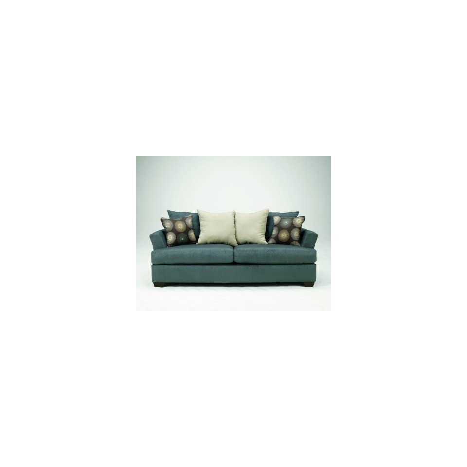 Marvelous Ashley Furniture Mindy Indigo Sofa On Popscreen Home Interior And Landscaping Eliaenasavecom