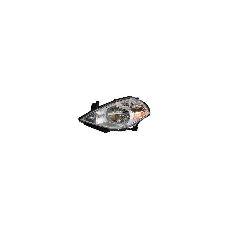 TYC 20 6838 00 Nissan Versa Driver Side Headlight Assembly