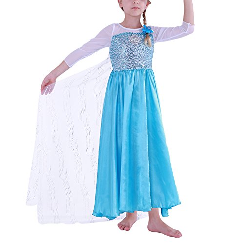 EA Selection Girls Princess Dress Fest Party Cosplay Costume Dress Up