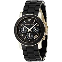 Michael Kors MK5191 Silicone Rubber Chronograph Womens Watch