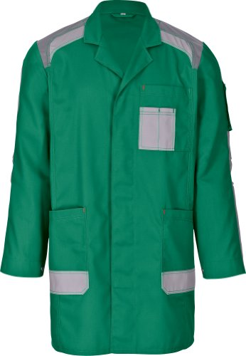 Markenprodukt, Giaccone da lavoro, Grigio (grau-grün) - 486-0-411, Taglia M
