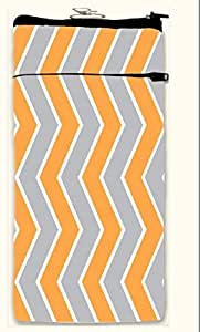 Active Elements mind-blowing Multipurpose both side printed, waterproof Smart mobile pouch Design No-PUC-12818-L Comfortably Fit for large Phones Size up to Samsung Note-2/3//4, HTC M7/8/ Sony L36/39 etc