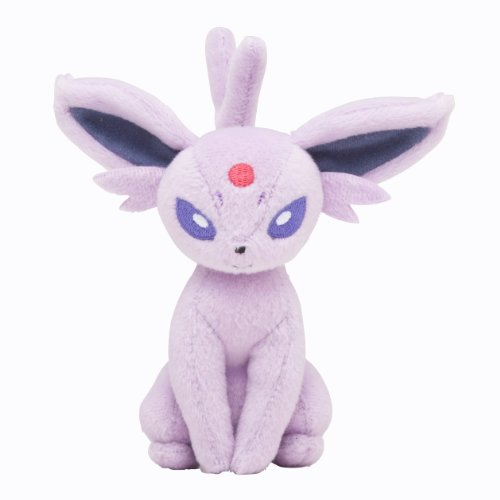 Pokémon Center Original Plush Doll Sitting Trick Pose Espeon - 1