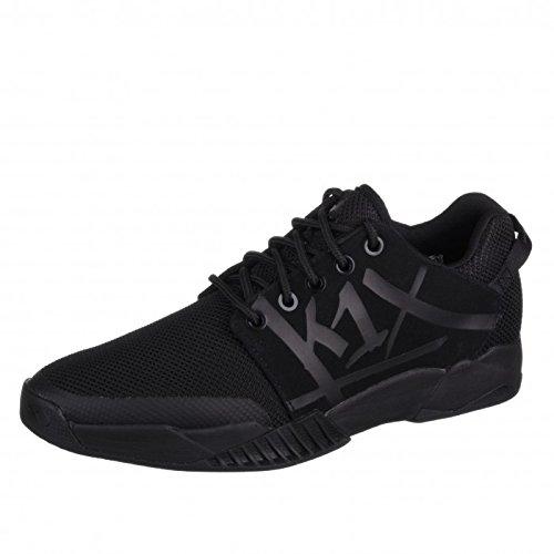 K1X All Net, Sneaker uomo grigio Grau, (Mix nero), 42.5 EU