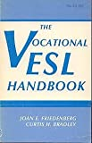 img - for The vocational ESL handbook book / textbook / text book