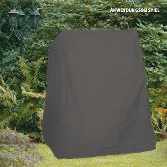 Videx-Gartenmöbel-Schutzhülle für einen Strandkorb in taupe günstig