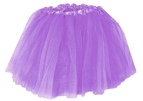 Girls Ballet Tutu Lavender - 1