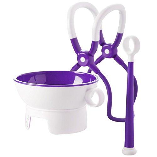 Prepsolutions 3-Piece Canning Essentials Kit, Purple/White