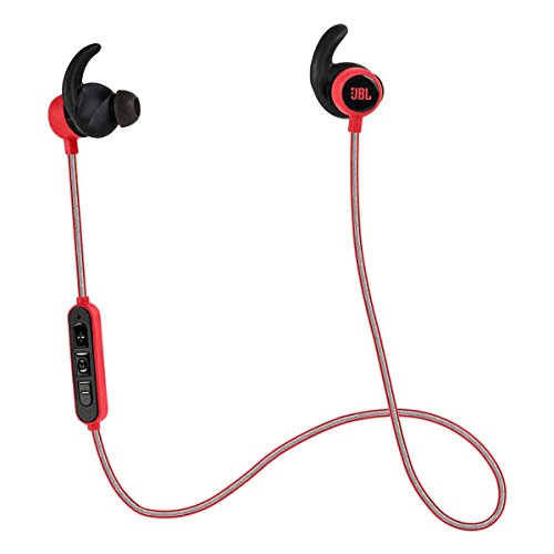 Click to buy JBL Reflect Mini Bluetooth In-ear Sport Headphones (Red) - From only $74.99