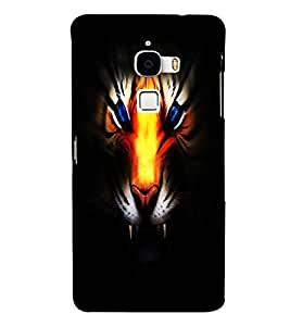 perfect print back cover For LeTv Le Max