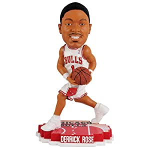 Forever Collectibles Chicago Bulls Derrick Rose Bobblehead by Forever Collectibles