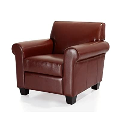 Amazon Com Manchester Leather Classic Club Chair