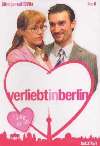 Verliebt in Berlin - Box 06, Folge 101-120 [3 DVDs]