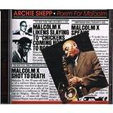 echange, troc Archie Shepp - Poem for Malcolm