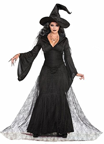 Black Mist Witch Costume