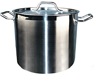 Winware Stainless Steel Stock Pots by Winco USA