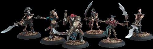 Warmachine Cryx Revenant Pirates Unit Box