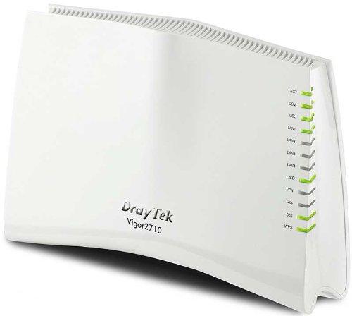 Draytek Vigor 2710 ADSL, ADSL2+ Firewall Router