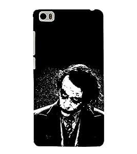 EPICCASE why so serious Mobile Back Case Cover For Xiaomi Mi5 (Designer Case)