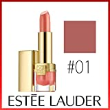【Estee Lauder(エスティローダー)】 ピュア カラー クリスタル シアー リップスティック #01