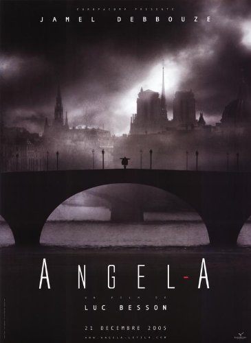 Angel-A - Movie Poster - 11 x 17