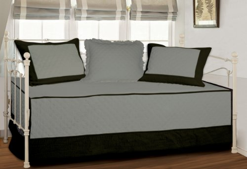 Gray Bedding Sets 2145 front