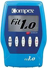 Comprar Compex FIT 1.0. - Electroestimulador, color azul
