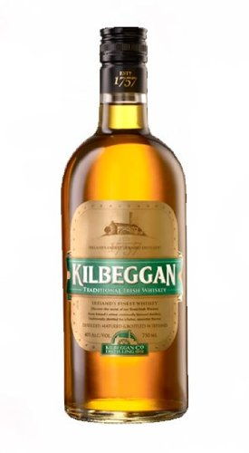 Kilbeggan Irish Whiskey 40% 70cl