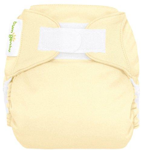 Bumgenius 4.0 Pocket Cloth Diaper - Hook & Loop - Noodle - One Size front-607064