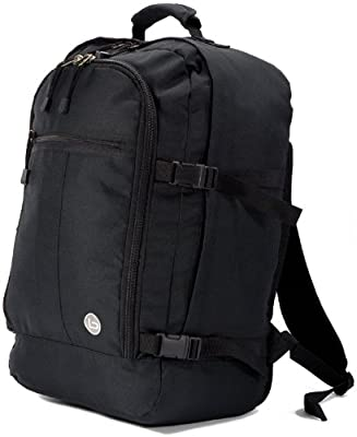 """OUTBACK LITE"" Cabin Maximum Approved Carry On Bag Backpack massive 40 litre travel luggage 50x40x20 cm"