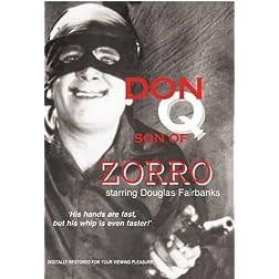 Don Q - Son of Zorro
