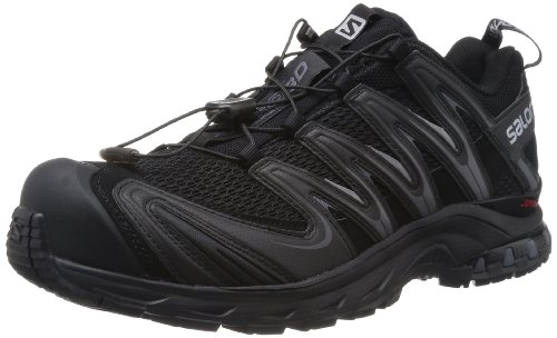 Salomon - Xa Pro 3D, Scarpe Da Trail Running da uomo, Black Black Dark Cloud, 43 1/3
