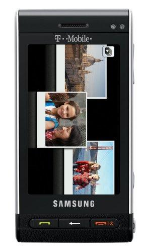 Samsung Memoir t929 8 MP Camera Phone, Black (T-Mobile)