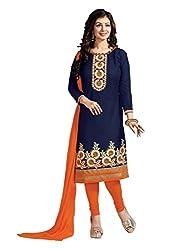 Shayona new Designer women's semi stitched salwar suit