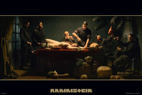 Empire 326539 Rammstein Album Cover Poster 91.5 x 61 cm