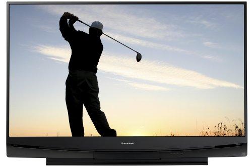 Mitsubishi WD-65735 65-Inch 1080p DLP HDTV (65 Inch Mitsubishi compare prices)