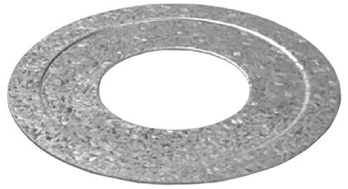 L.H. Dottie Rw32 Reducing Washer, 1-Inch By 3/4-Inch, Zinc Plated, 100-Pack