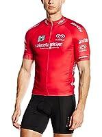 Santini Maillot Ciclismo Team (Rojo)